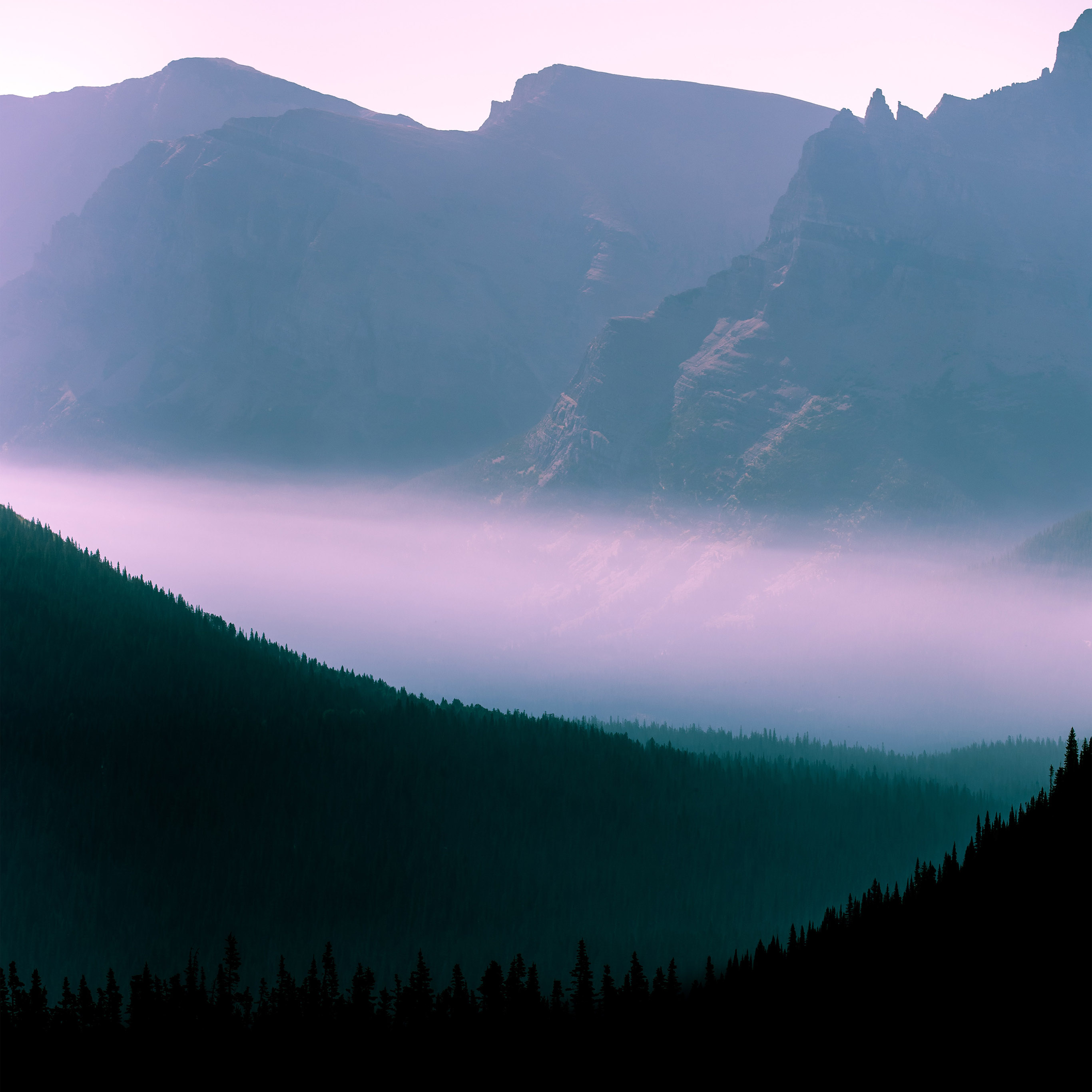 Must see Wallpaper Mountain Fog - papers  Photograph_481488.jpg