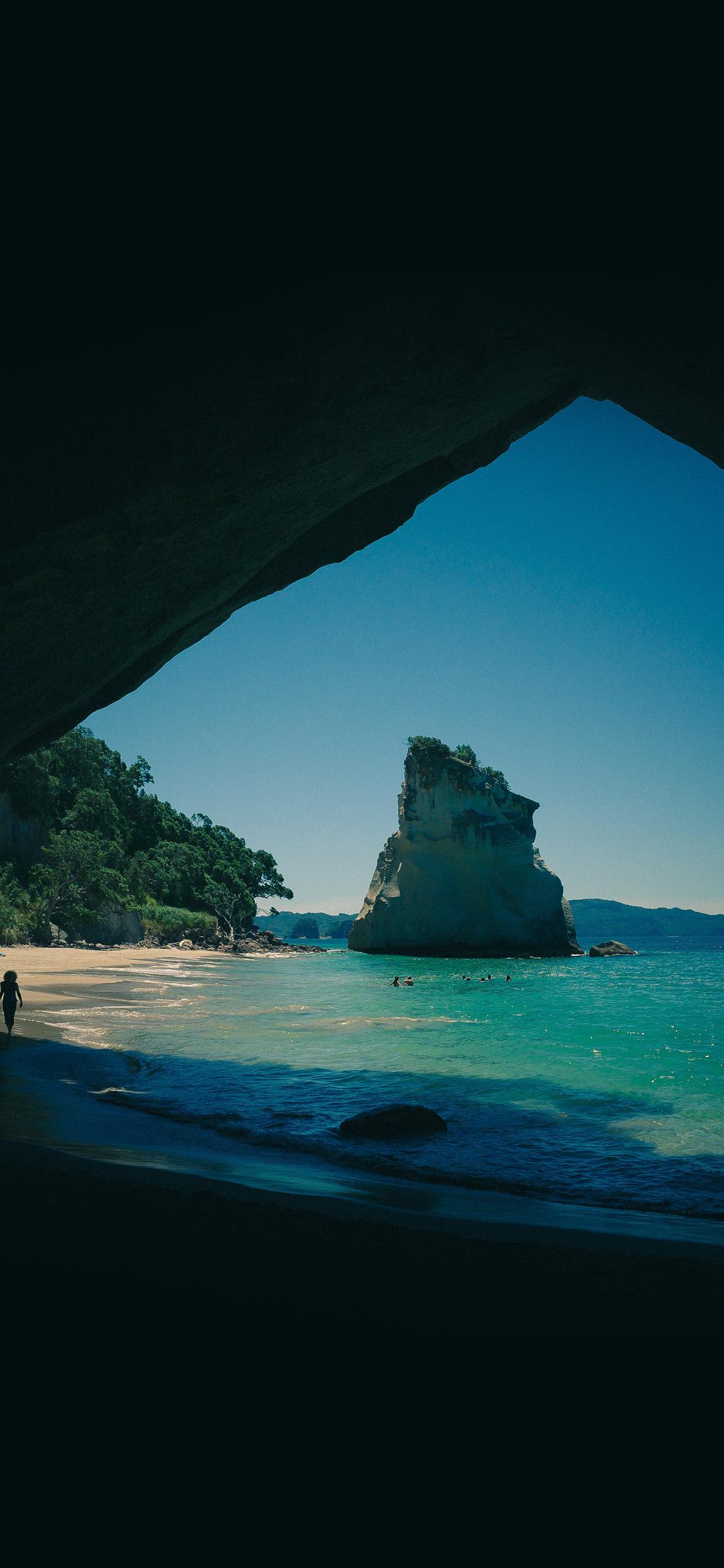iPhoneXpapers.com-Apple-iPhone-wallpaper-nu14-sea-beach-blue-summer-nature