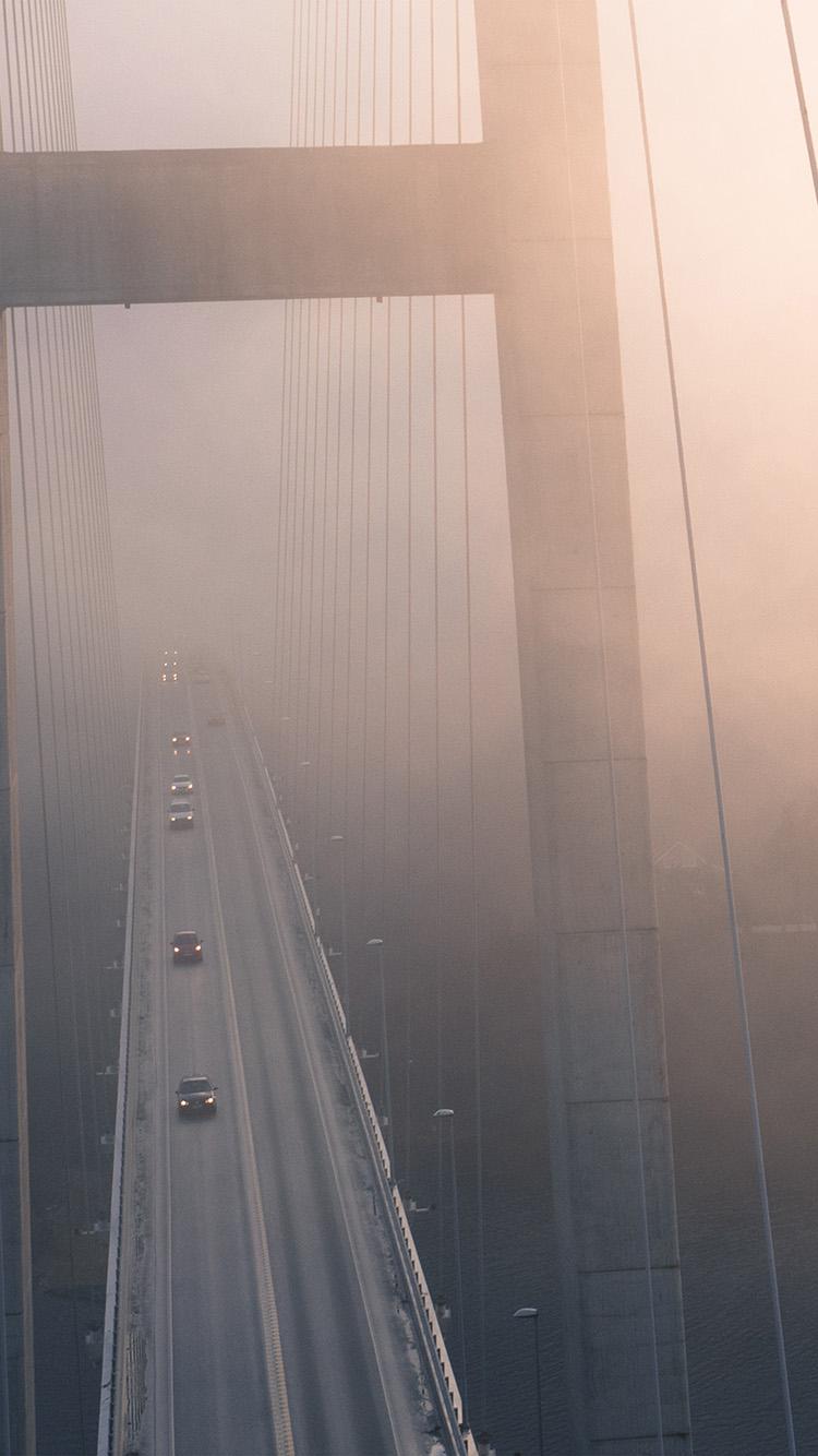 iPhone7papers.com-Apple-iPhone7-iphone7plus-wallpaper-nu39-bridge-fog-city-nature
