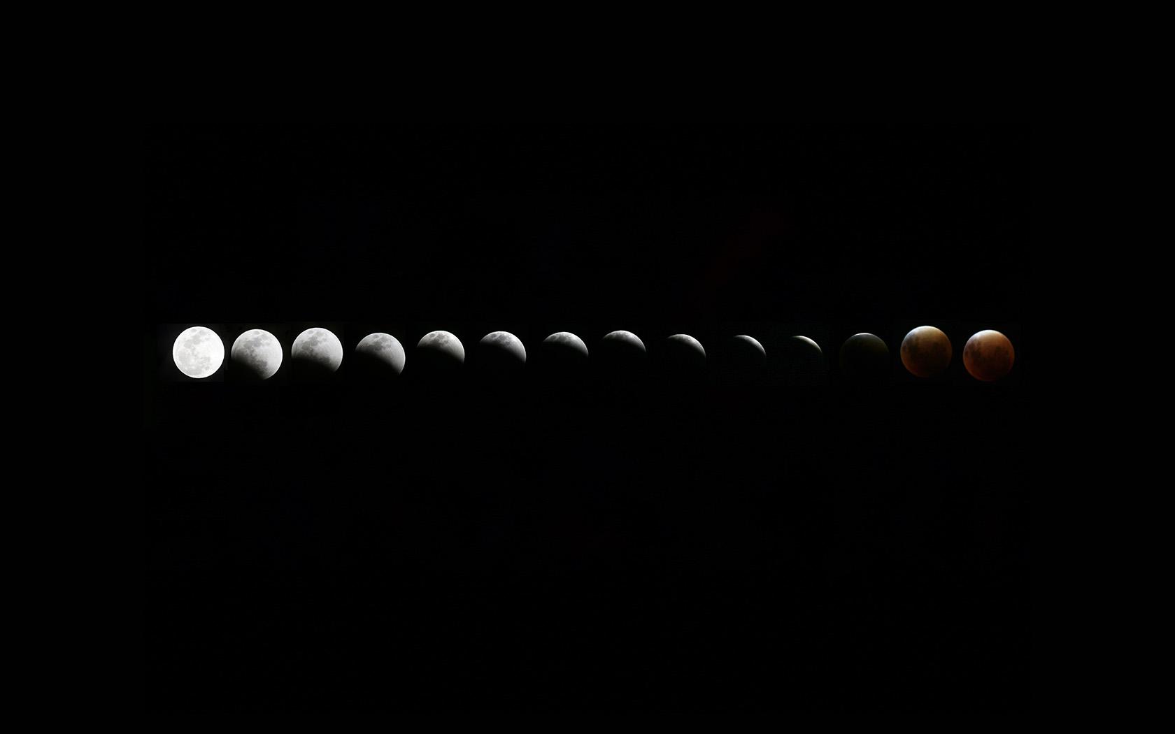 wallpaper for desktop, laptop | nw50-moon-fade-lunar ...
