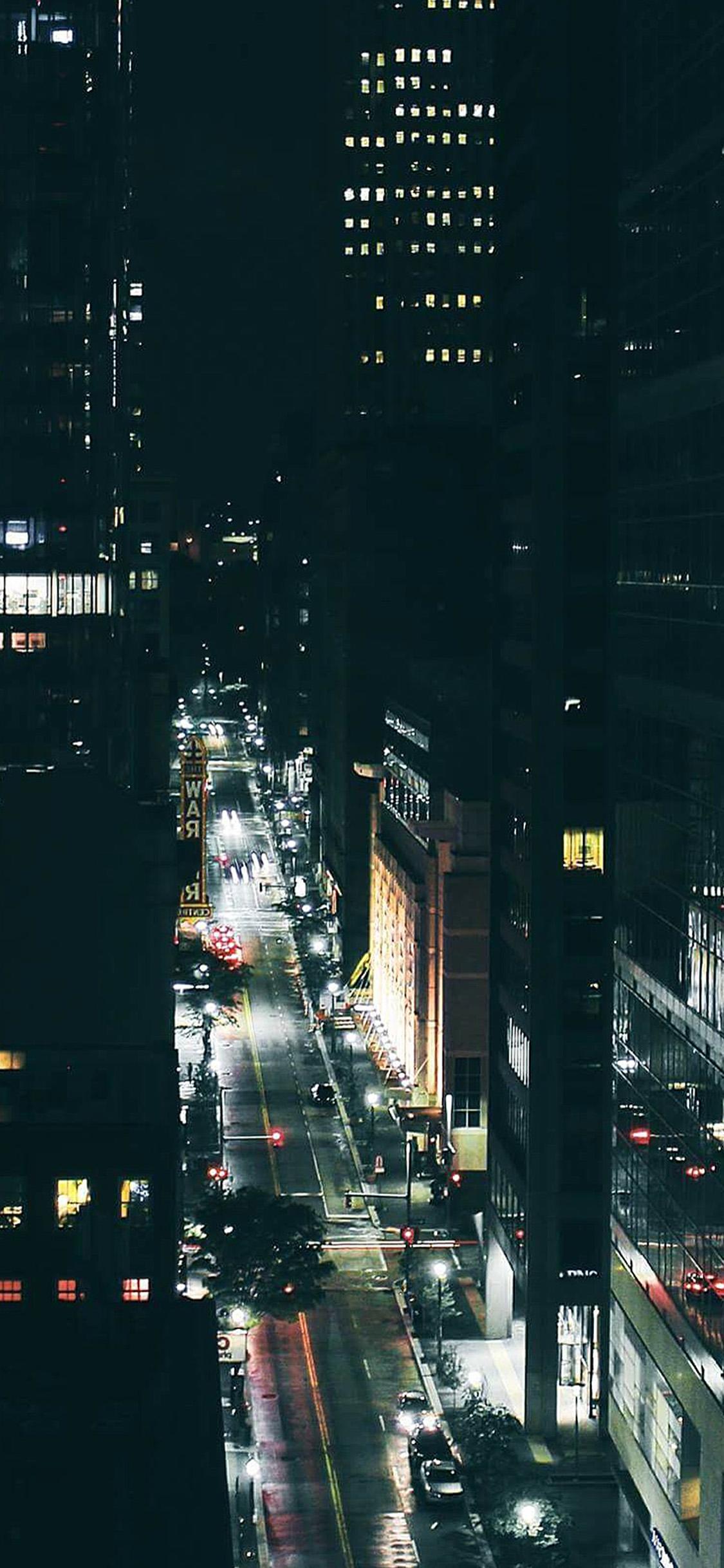 Nw62-city-night-traffic-dark-nature-wallpaper