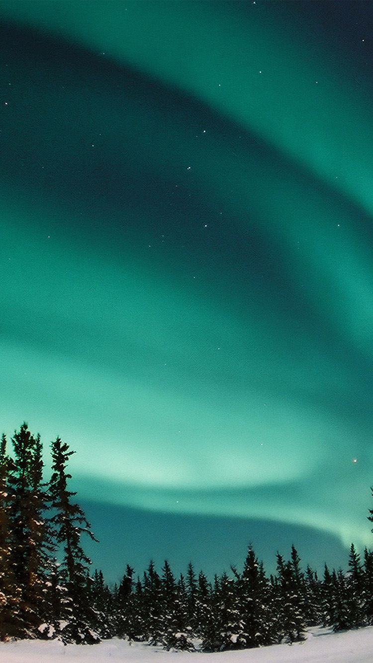 iPhonepapers.com-Apple-iPhone-wallpaper-nw70-aurora-blue-night-sky-space-nature-winter
