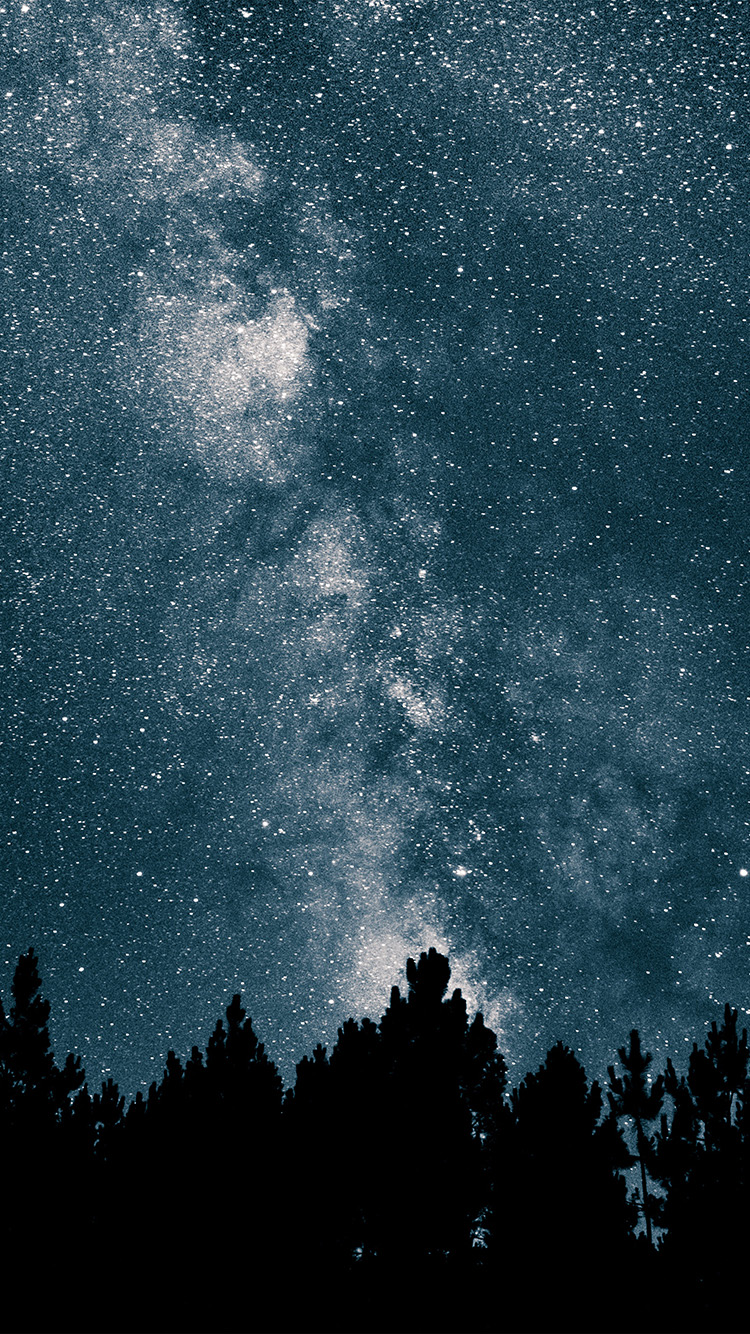 iPhonepapers.com-Apple-iPhone-wallpaper-nw75-night-sky-space-star-mountain-nature