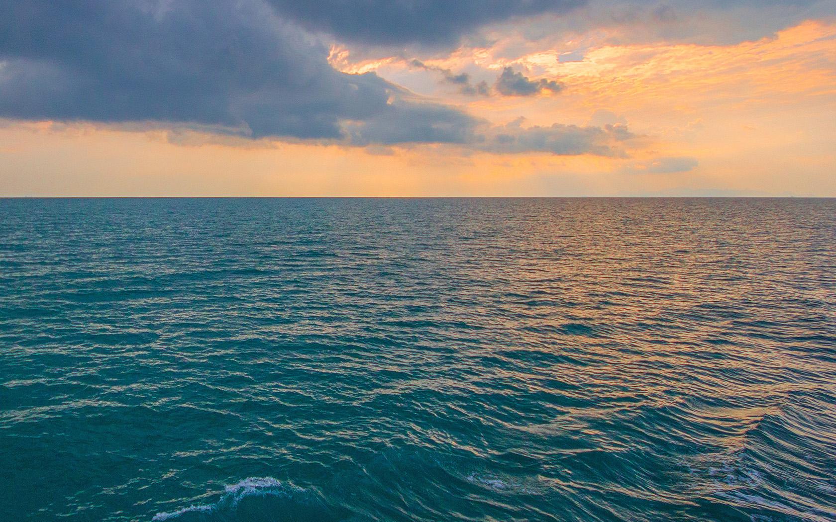 nx09-sunny-sea-sunset-ocean-water-nature-wallpaper