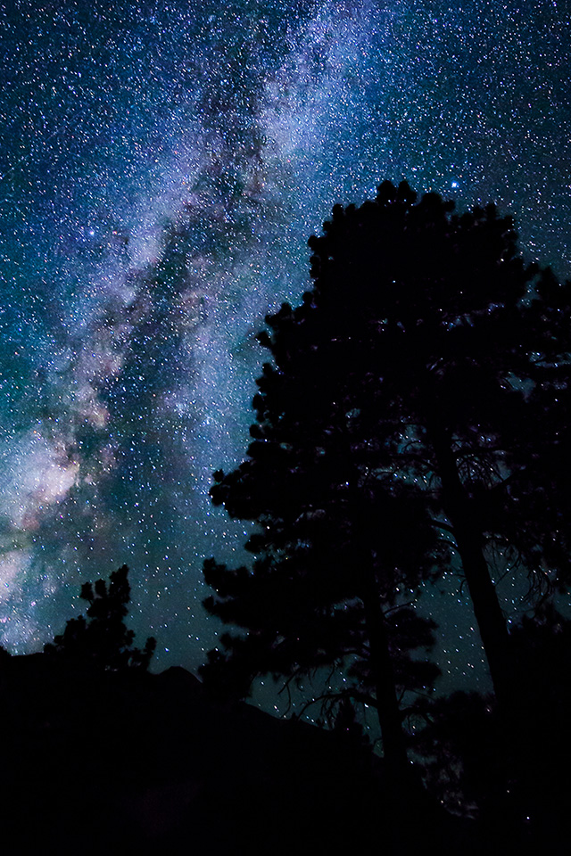 Freeios7 Com Iphone Wallpaper Nx78 Night Sky Dark Star Nature