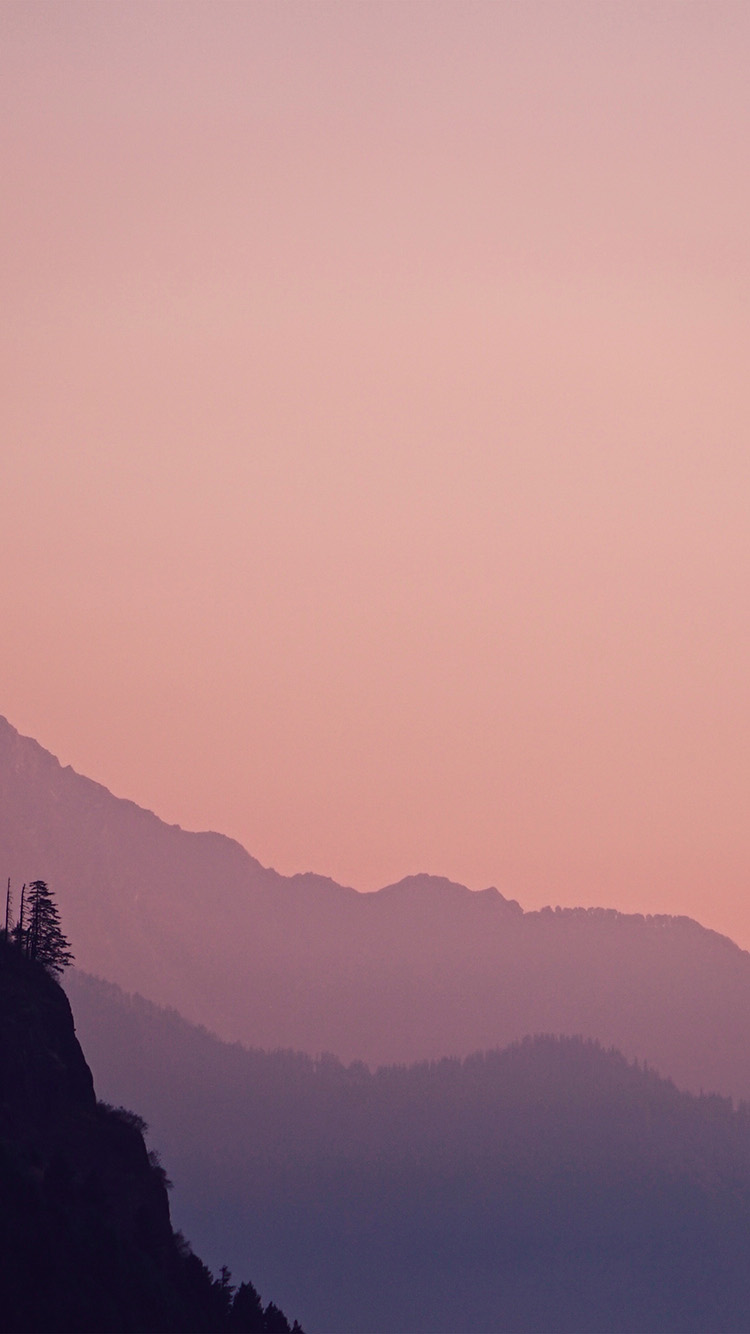 iPhone6papers.co-Apple-iPhone-6-iphone6-plus-wallpaper-ny80-mountain-morning-pink-nature