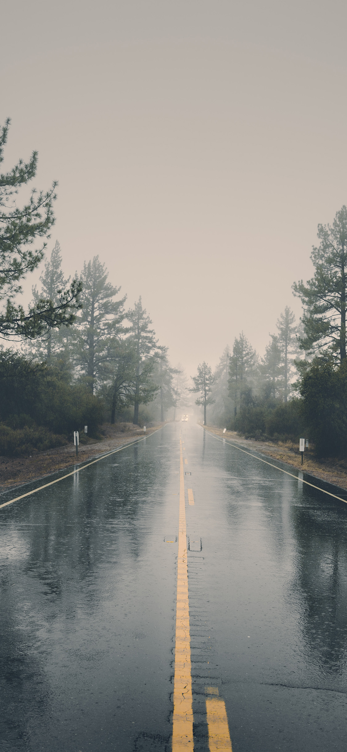iPhonexpapers.com-Apple-iPhone-wallpaper-ny87-rain-road-street-city-nature