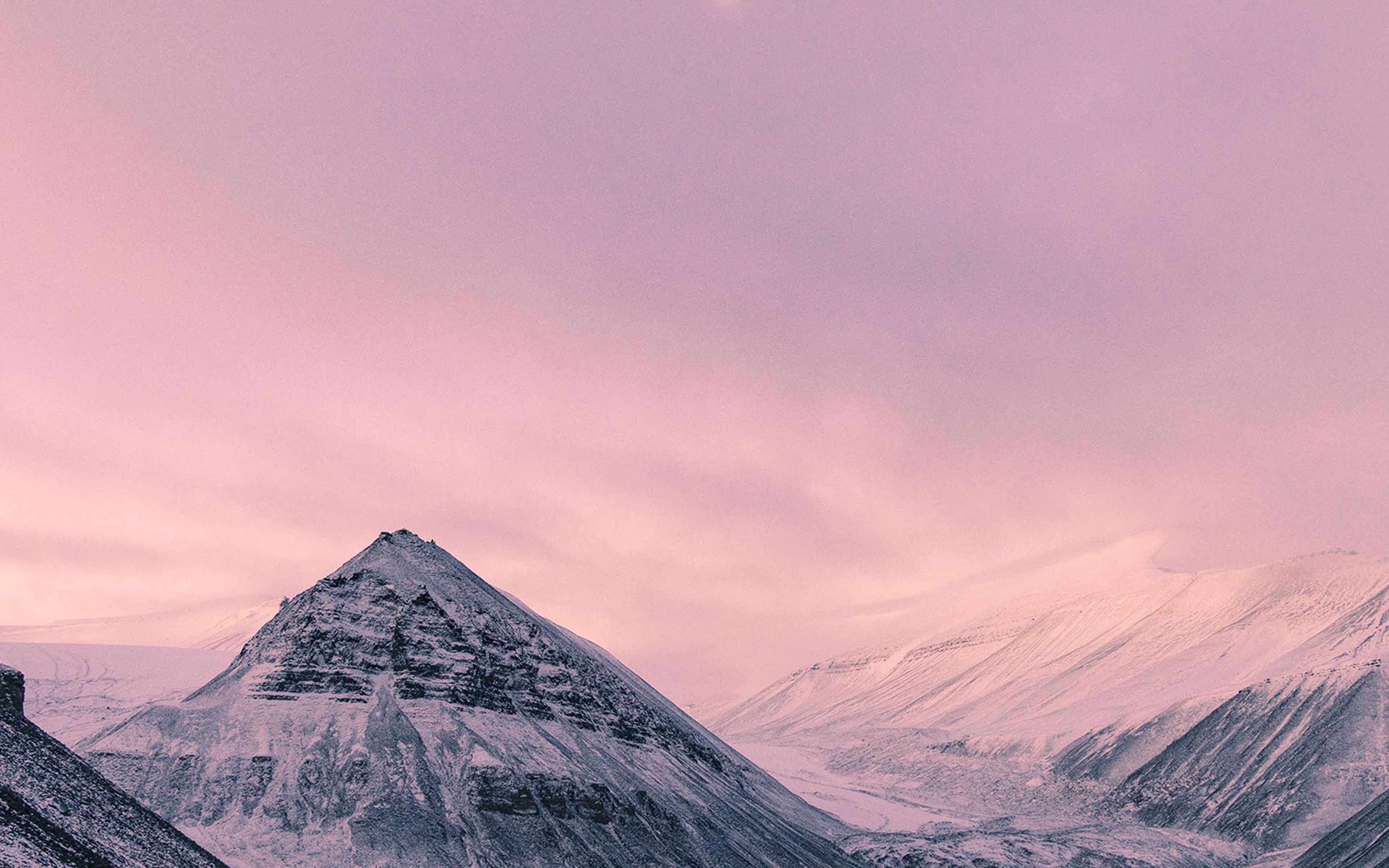 nz64-snow-winter-moon-mountain-nature-pink-wallpaper