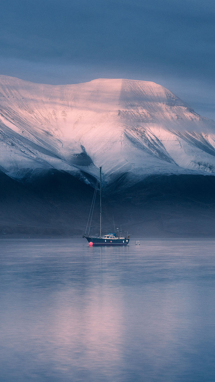 iPhonepapers.com-Apple-iPhone-wallpaper-nz70-sea-boat-ship-cold-iceberg-nature