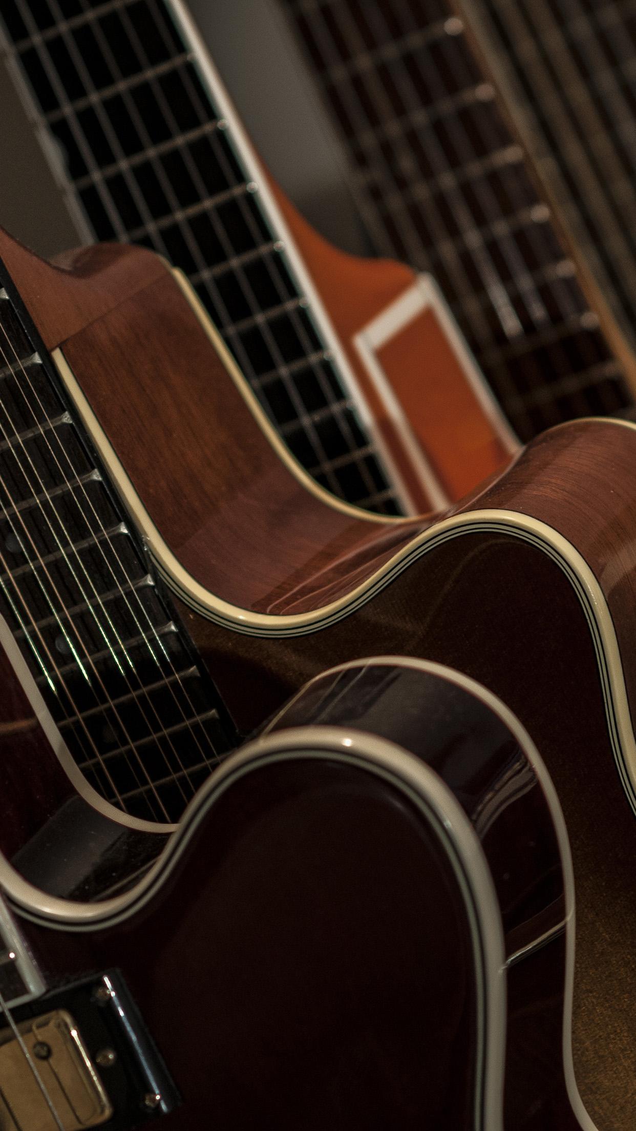 Nz99 Guitar Wood Nature