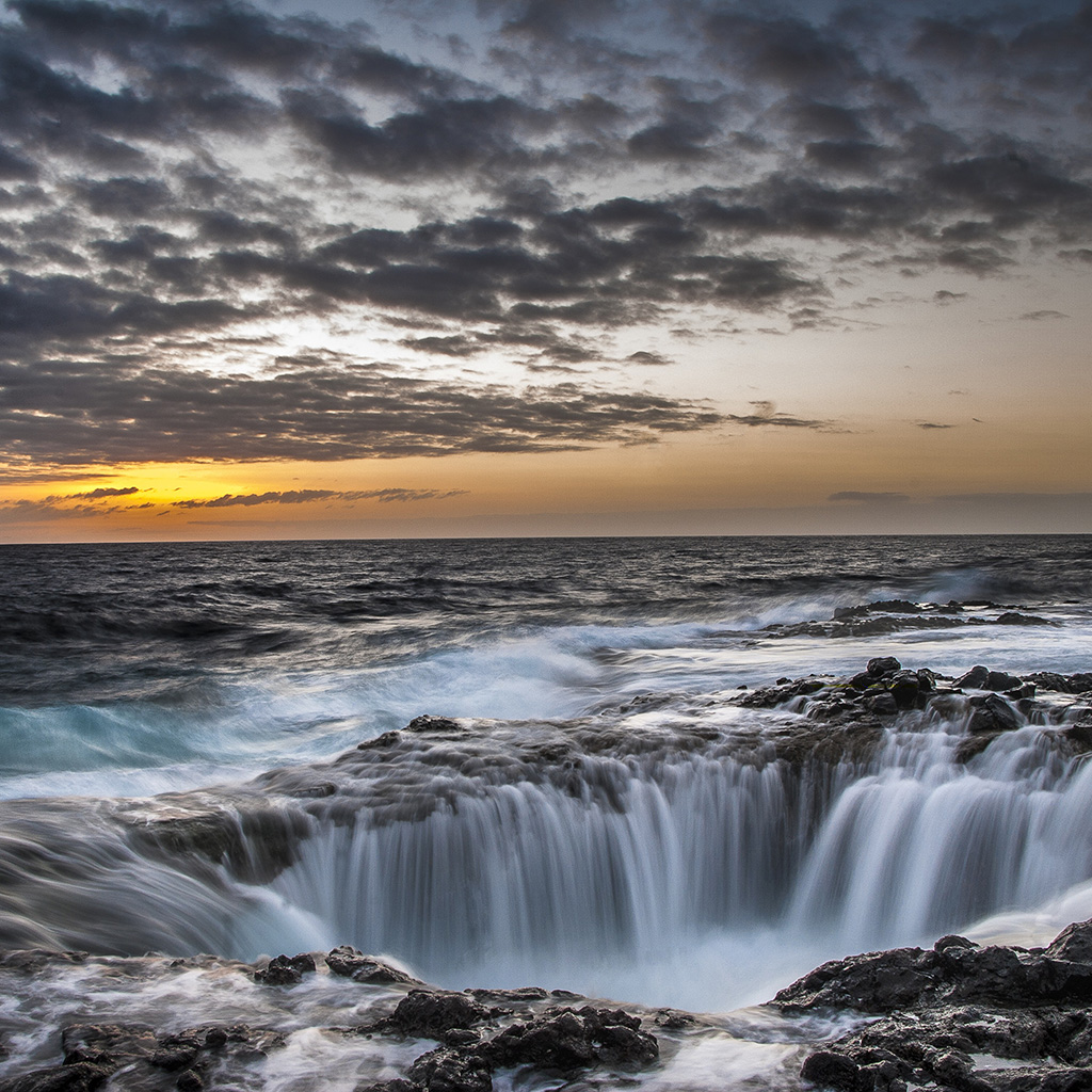 wallpaper-oa32-waterfall-sea-ocean-nature-wallpaper