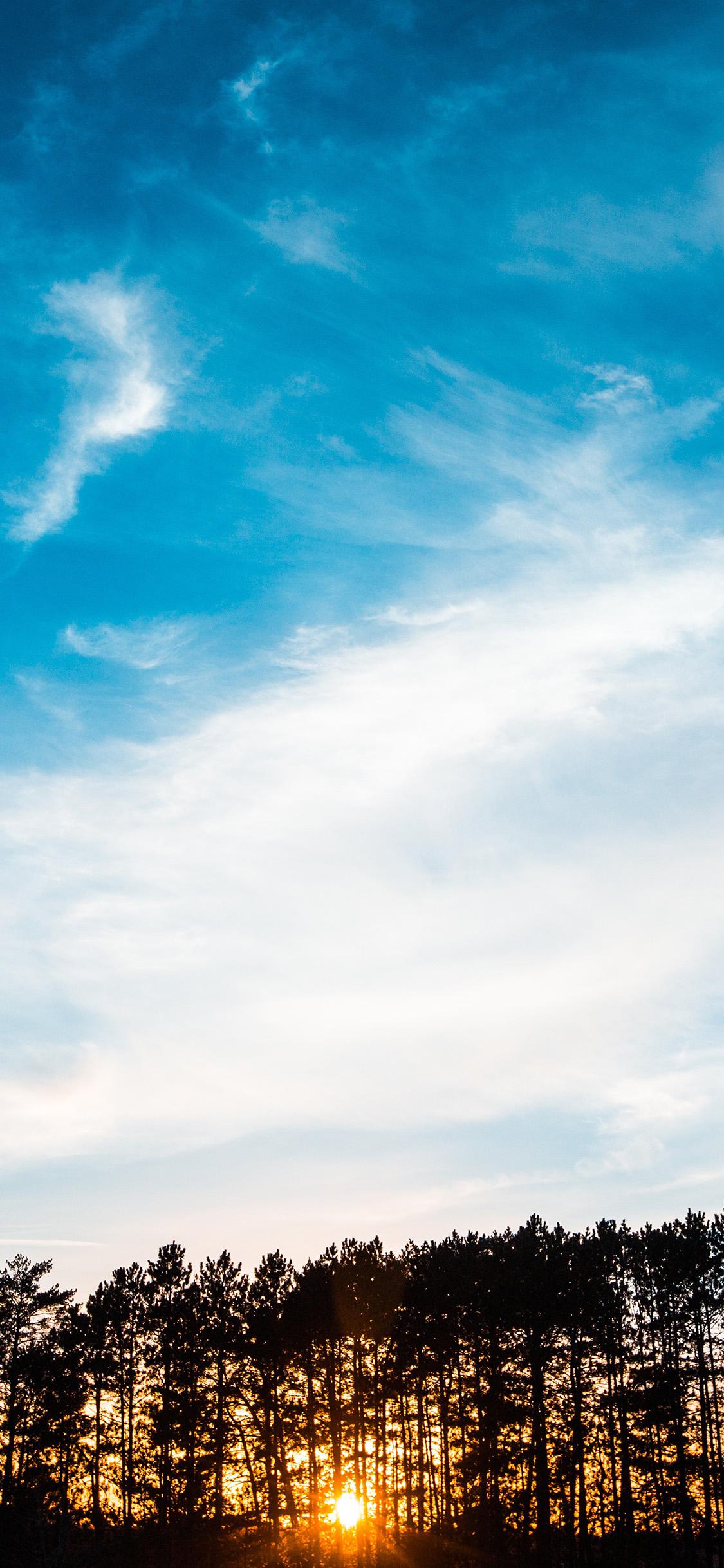 iPhonexpapers.com-Apple-iPhone-wallpaper-oa42-sky-wood-mountain-cloud-nature