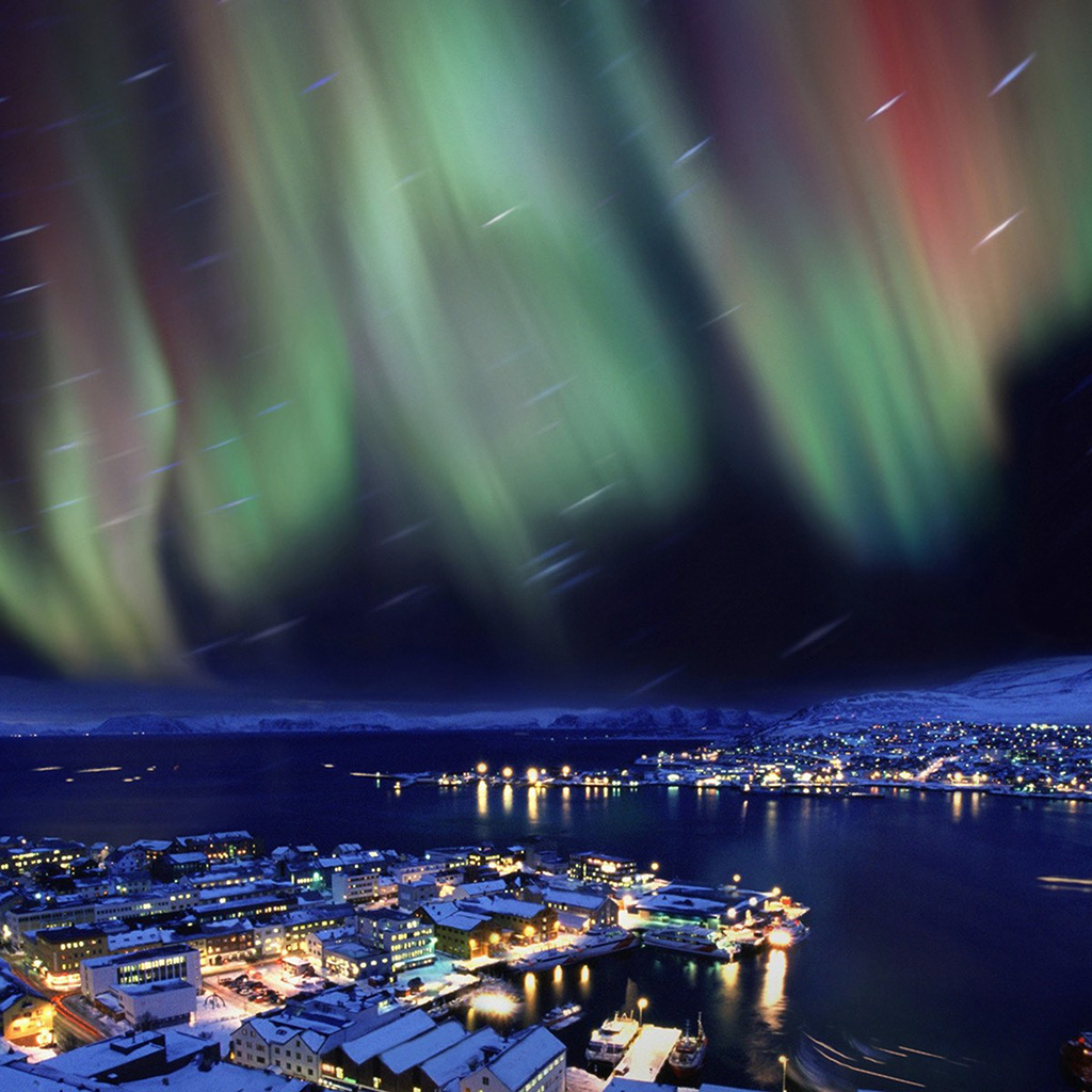 wallpaper-oa77-aurora-night-sky-star-city-nature-wallpaper