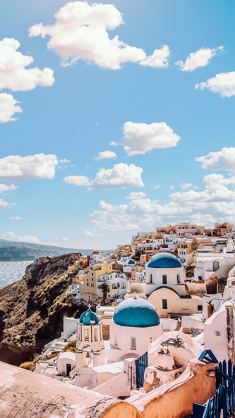 Papers.co-iPhone5-iphone6-plus-wallpaper-ob79-sky-sunny-summer-greece-city-nature