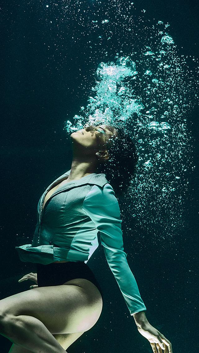 Freeios8 Com Iphone Wallpaper Oc59 Underwater Dive Sea