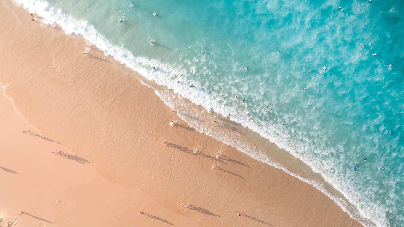 papers.co oc67 sea vacation beach ocean summer nature 29 wallpaper