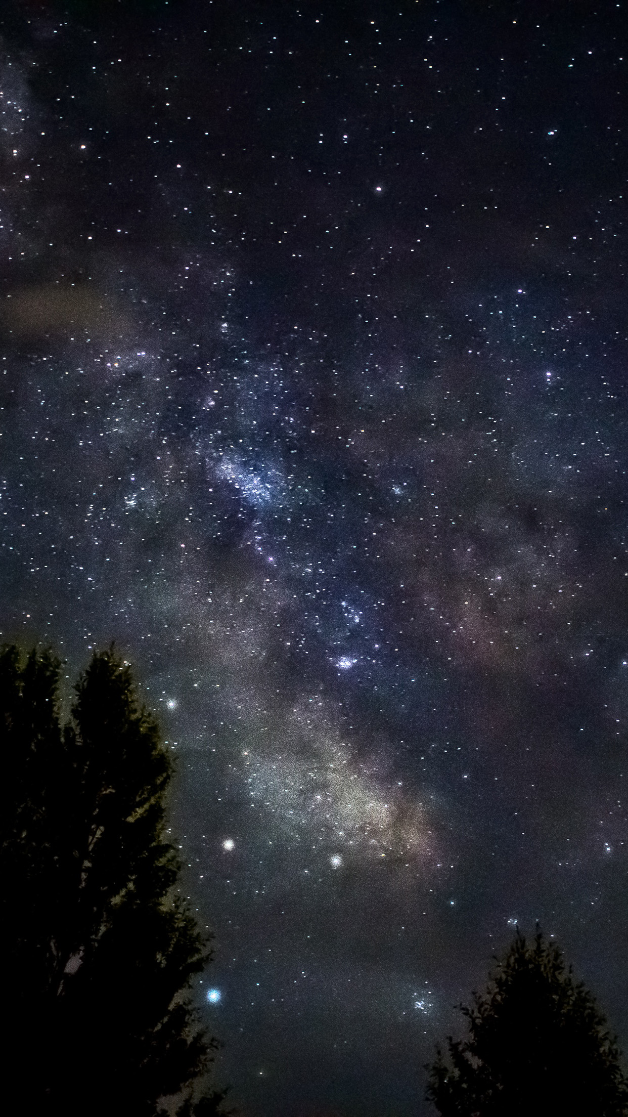 Iphone7papers Com Iphone7 Wallpaper Oc93 Sky Galaxy Star