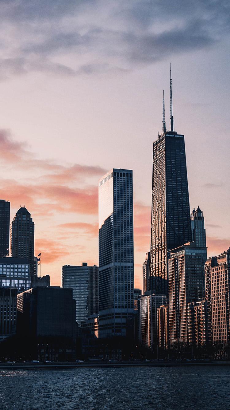 iPhone7papers.com-Apple-iPhone7-iphone7plus-wallpaper-od37-nature-city-sunset-skyscraper-building