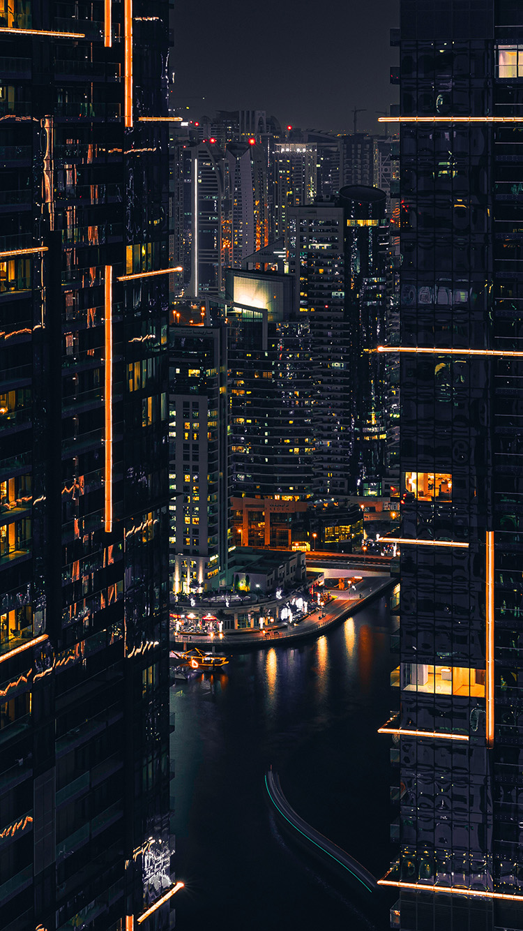Papers.co-iPhone5-iphone6-plus-wallpaper-od47-nature-city-night-building-architecture