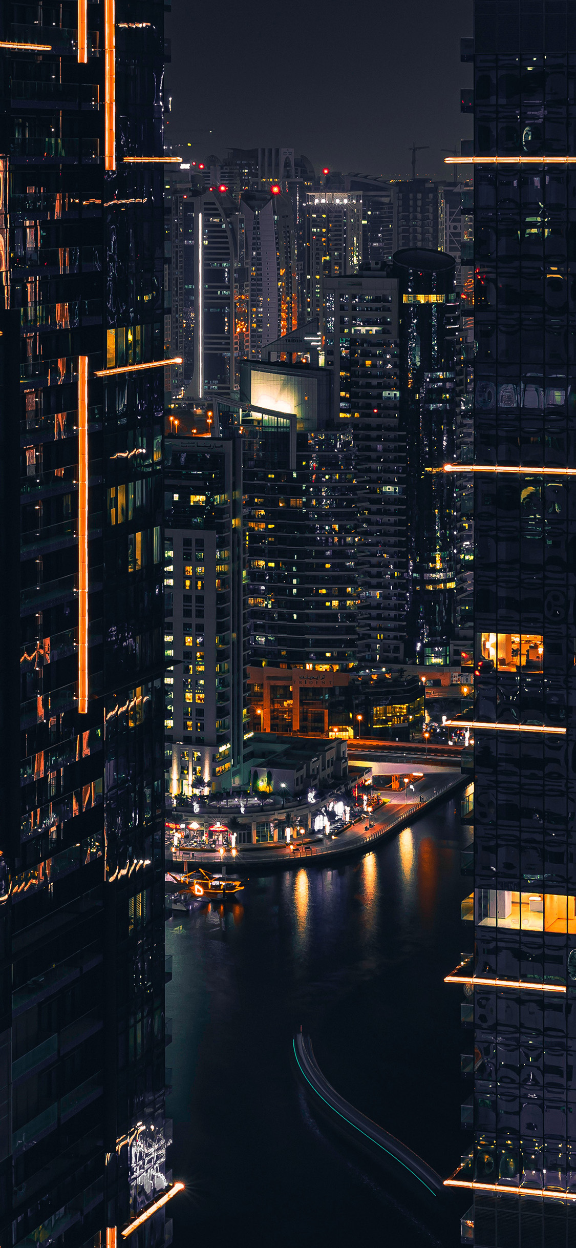 iPhonexpapers.com-Apple-iPhone-wallpaper-od47-nature-city-night-building-architecture