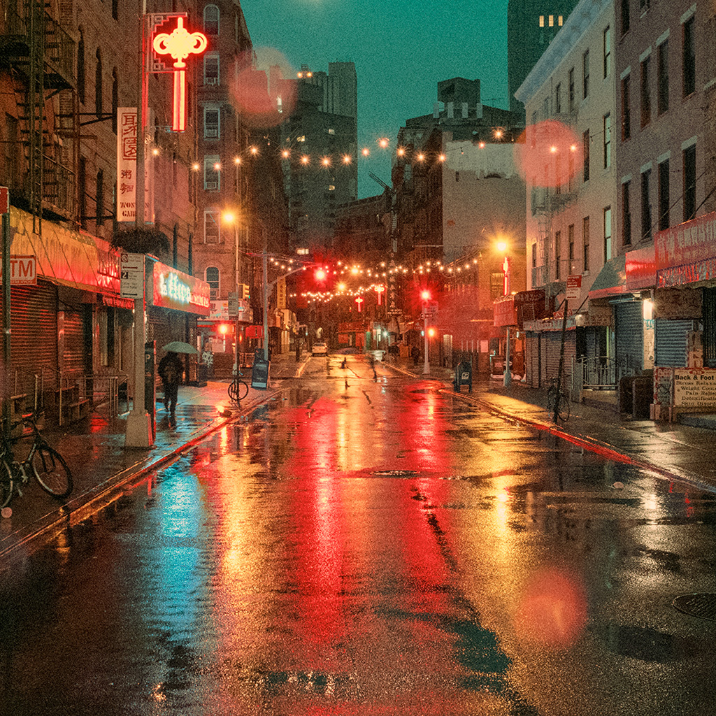android-wallpaper-od57-nature-street-city-light-red-rain-wallpaper