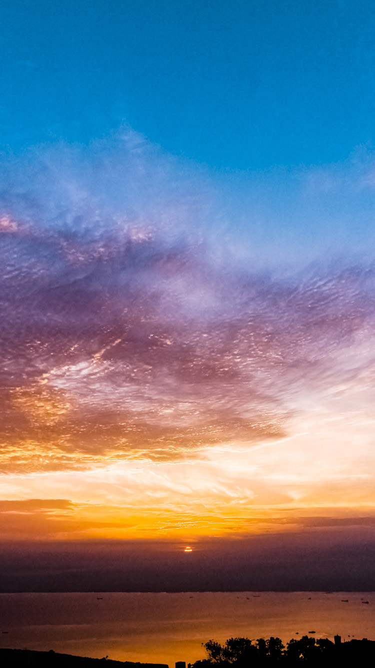 iPhone7papers.com-Apple-iPhone7-iphone7plus-wallpaper-oe04-nature-sunset-sky-lake
