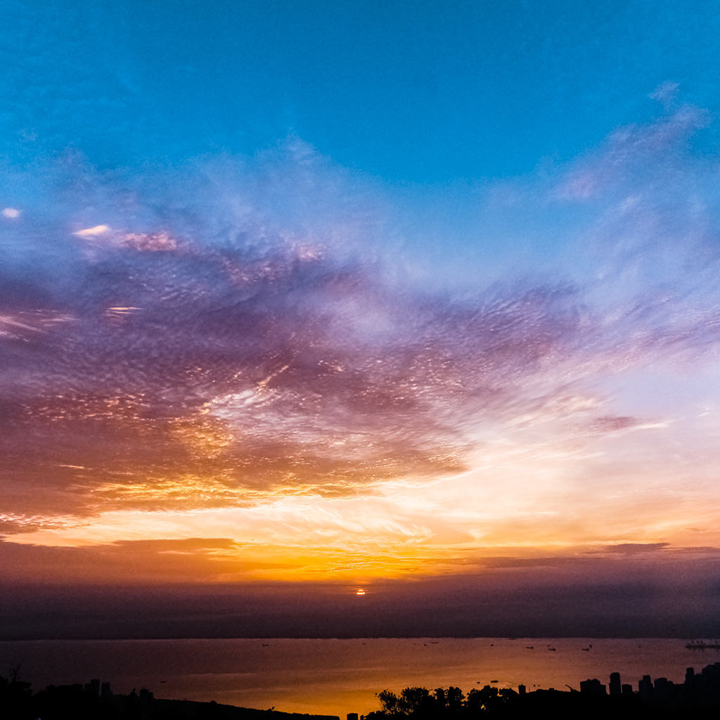 wallpaper-oe04-nature-sunset-sky-lake-wallpaper