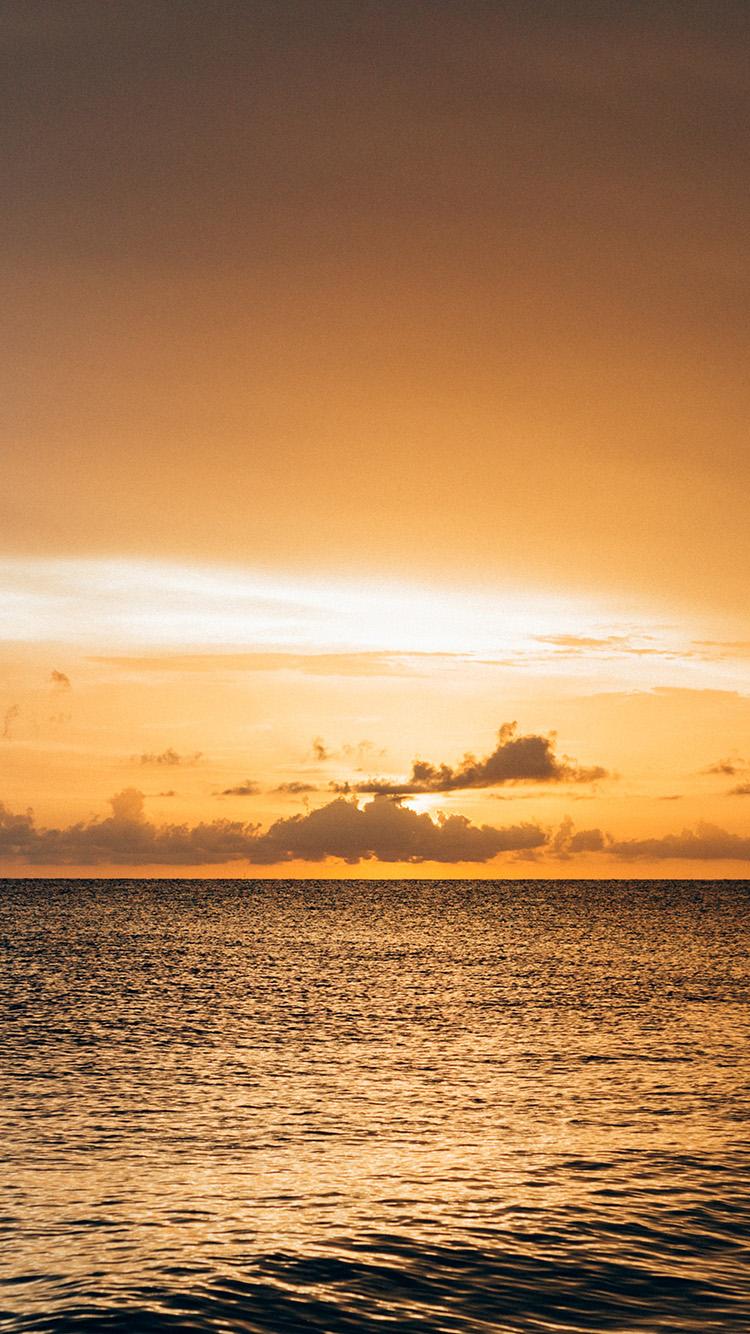 iPhone7papers.com-Apple-iPhone7-iphone7plus-wallpaper-oe60-nature-sunset-sea-ocean-cloud
