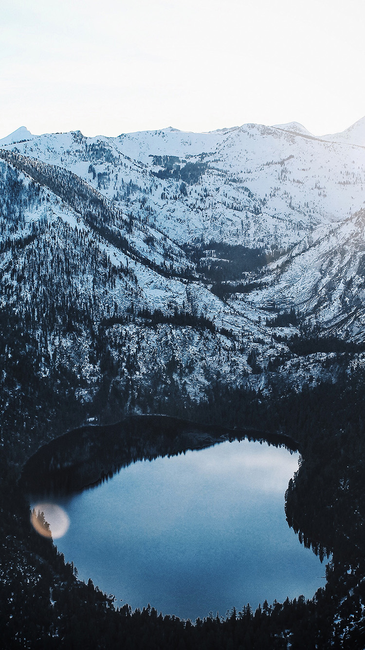 iPhone7papers.com-Apple-iPhone7-iphone7plus-wallpaper-oe95-nature-cold-winter-lake-mountain