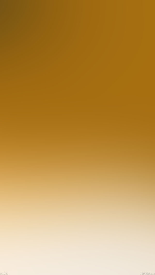 Papersco Iphone Wallpaper Sa73 Wallpaper Golden Sky Blur