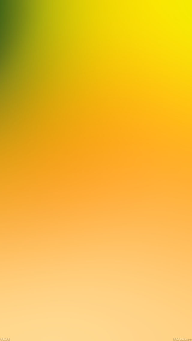 freeios8.com-iphone-4-5-6-ipad-ios8-sb02-wallpaper-yellow-banana-blur
