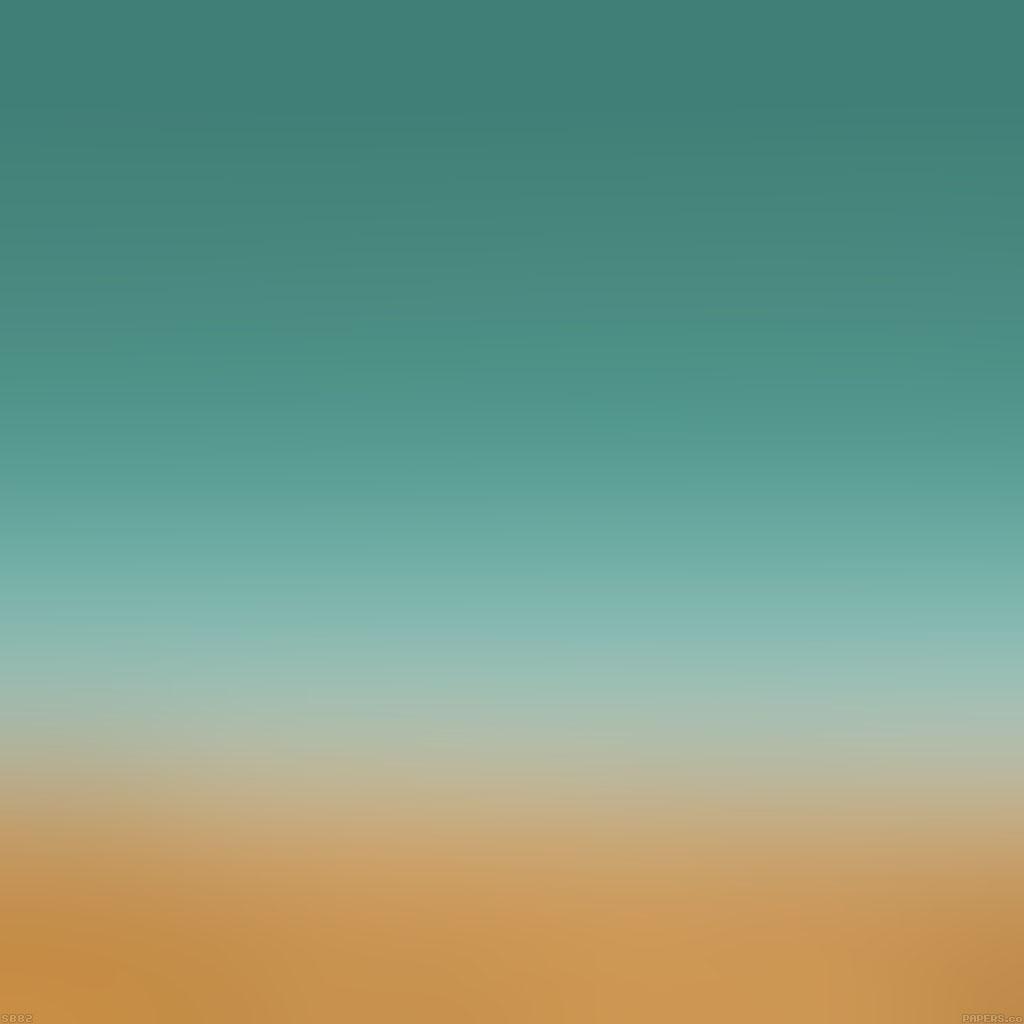 android-wallpaper-sb82-orange-mountain-blur-wallpaper