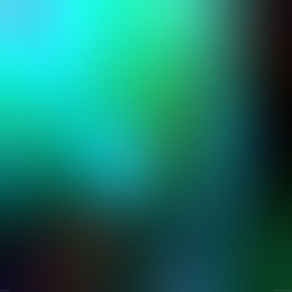 android-wallpaper-sc03-a-and-b-green-blur-wallpaper