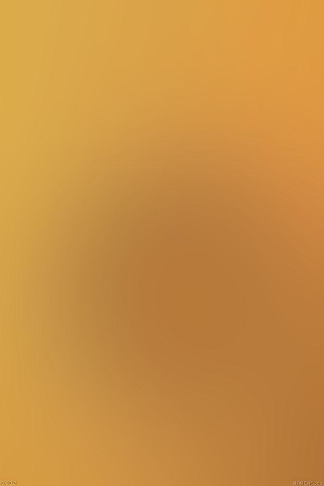 freeios7.com-iphone-4-iphone-5-ios7-wallpapersc32-just-orange-orange-and-some-gold-iphone4