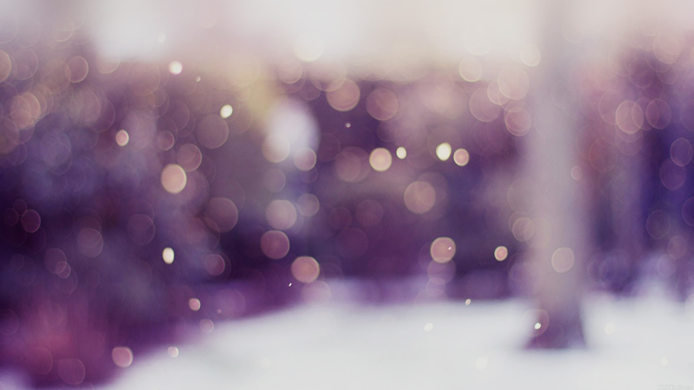 iPapers.co-Apple-iPhone-iPad-Macbook-iMac-wallpaper-sd65-winter-day-bokeh-gradation-blur-wallpaper