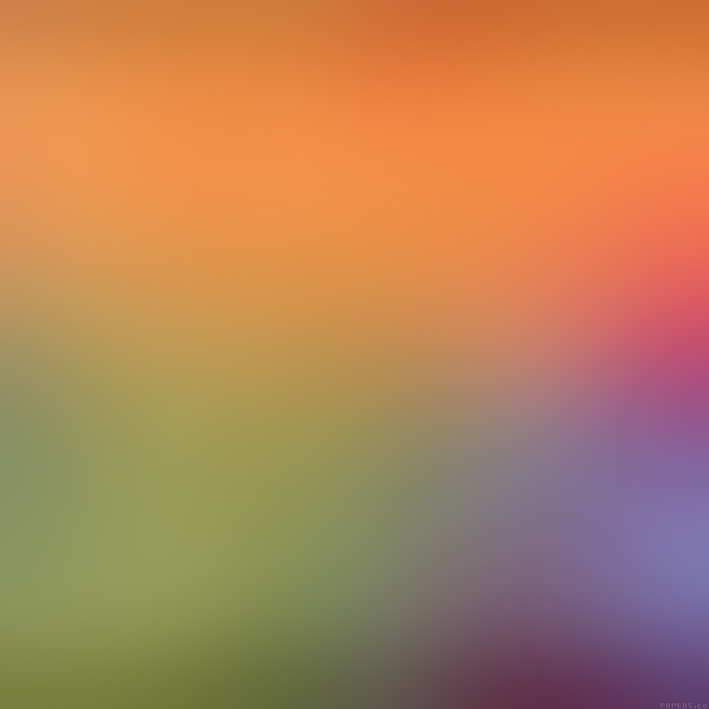 android-wallpaper-se42-orange-three-gradation-blur-wallpaper