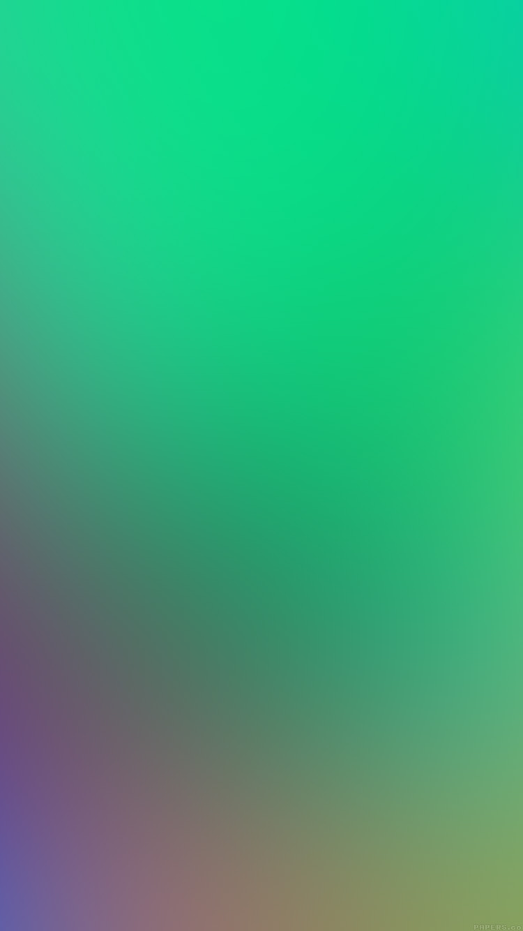 Papers.co-iPhone5-iphone6-plus-wallpaper-se79-fantastic-color-green-gradation-blur