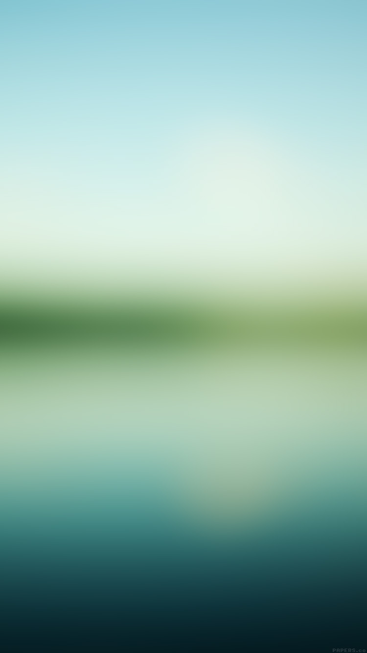 Papers.co-iPhone5-iphone6-plus-wallpaper-sf21-nature-sea-river-green-gradation-blur