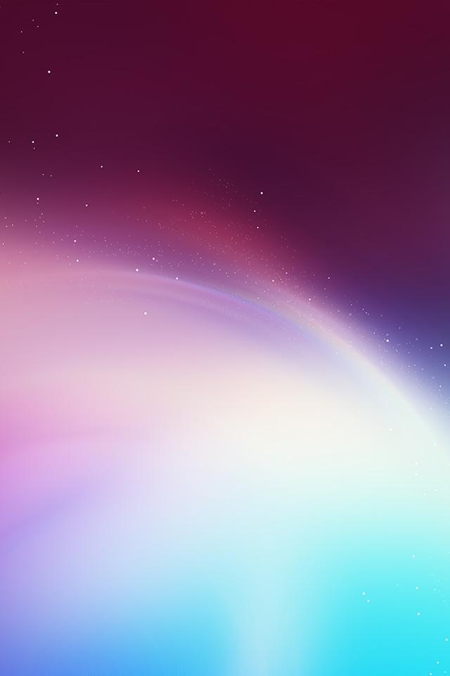 freeios7.com-iphone-4-iphone-5-ios7-wallpapersf75-color-magic-stars-purple-sky-gradation-blur-iphone4