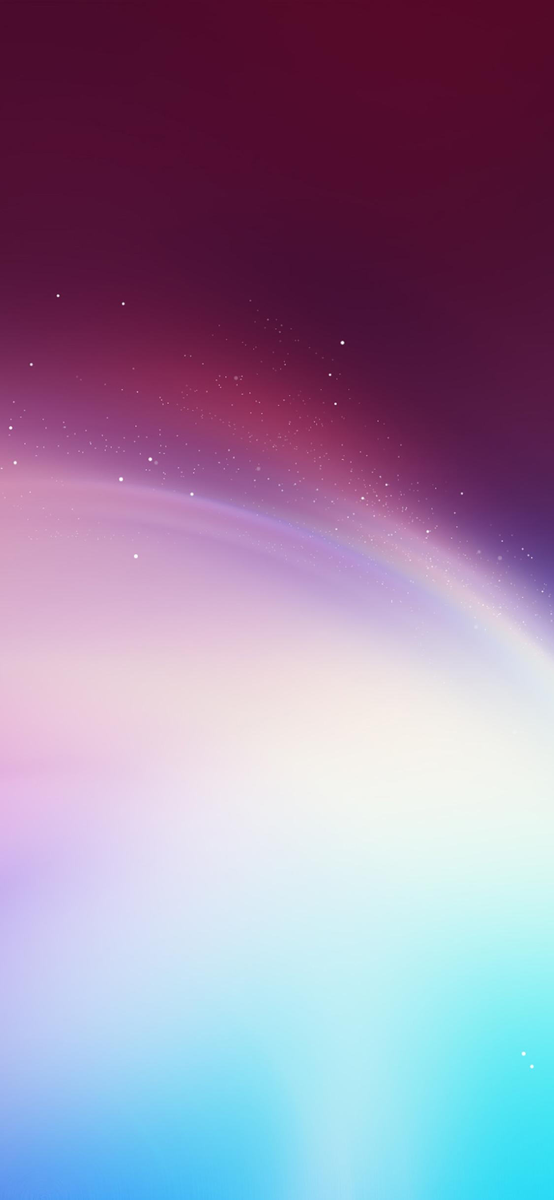 iPhoneXpapers.com-Apple-iPhone-wallpaper-sf75-color-magic-stars-purple-sky-gradation-blur