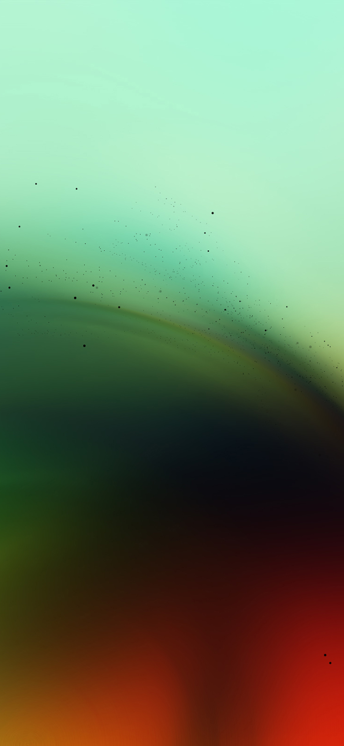iPhoneXpapers.com-Apple-iPhone-wallpaper-sf76-crushing-sky-star-night-rainbow-gradation-blur