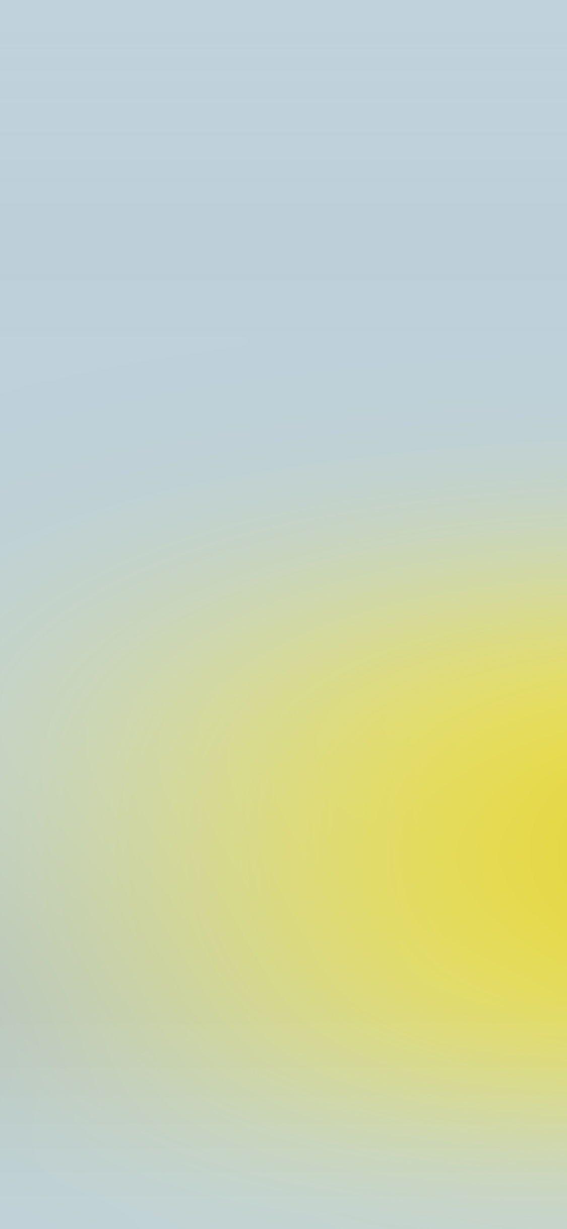 iPhoneXpapers.com-Apple-iPhone-wallpaper-sf83-spring-gaze-ribbon-yellow-gradation-blur