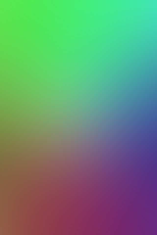 freeios7.com-iphone-4-iphone-5-ios7-wallpapersg00-rainbow-green-gradation-blur-iphone4