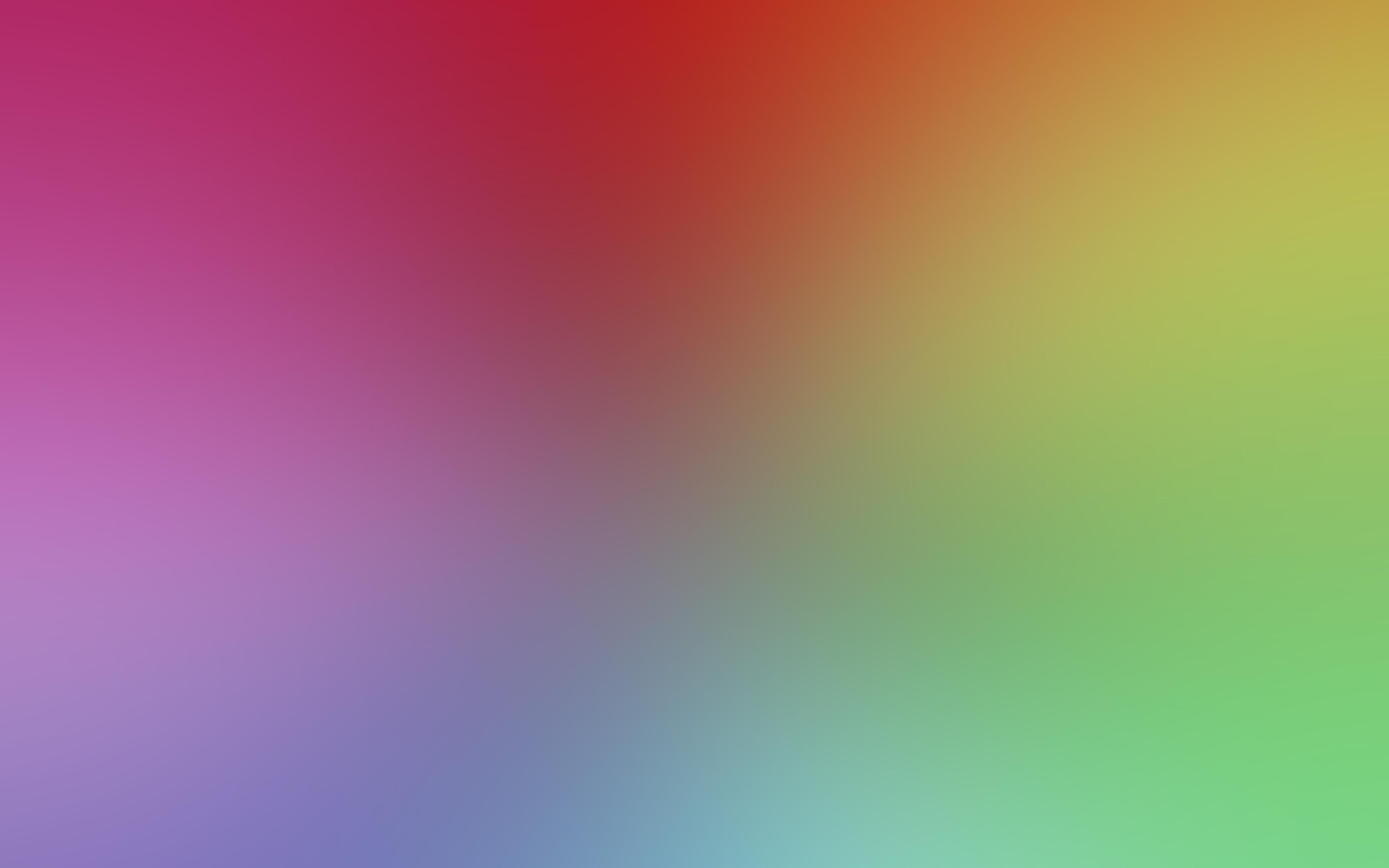 Imac 21 - Color gradation wallpaper ...