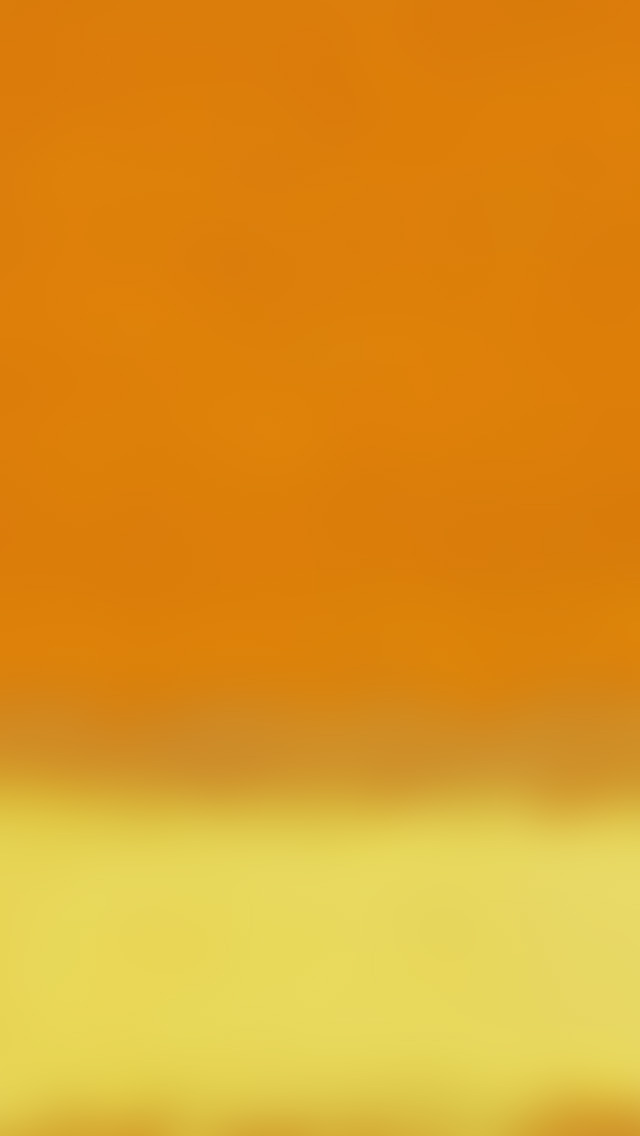 freeios8.com-iphone-4-5-6-plus-ipad-ios8-sg24-orange-rothko-yellow-gradation-blur