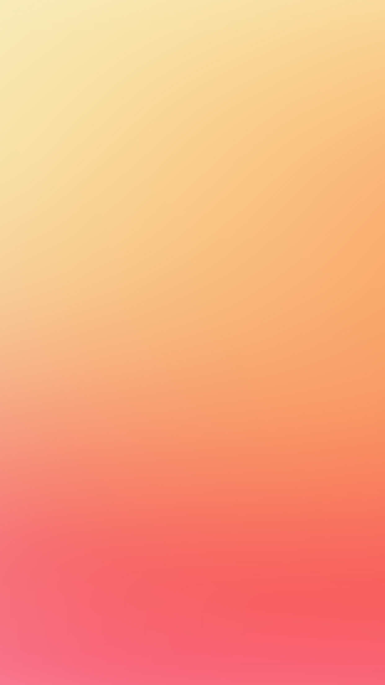 papers.co sg83 ipad glow pink pastel yellow soft gradation blur 34 iphone6 plus wallpaper