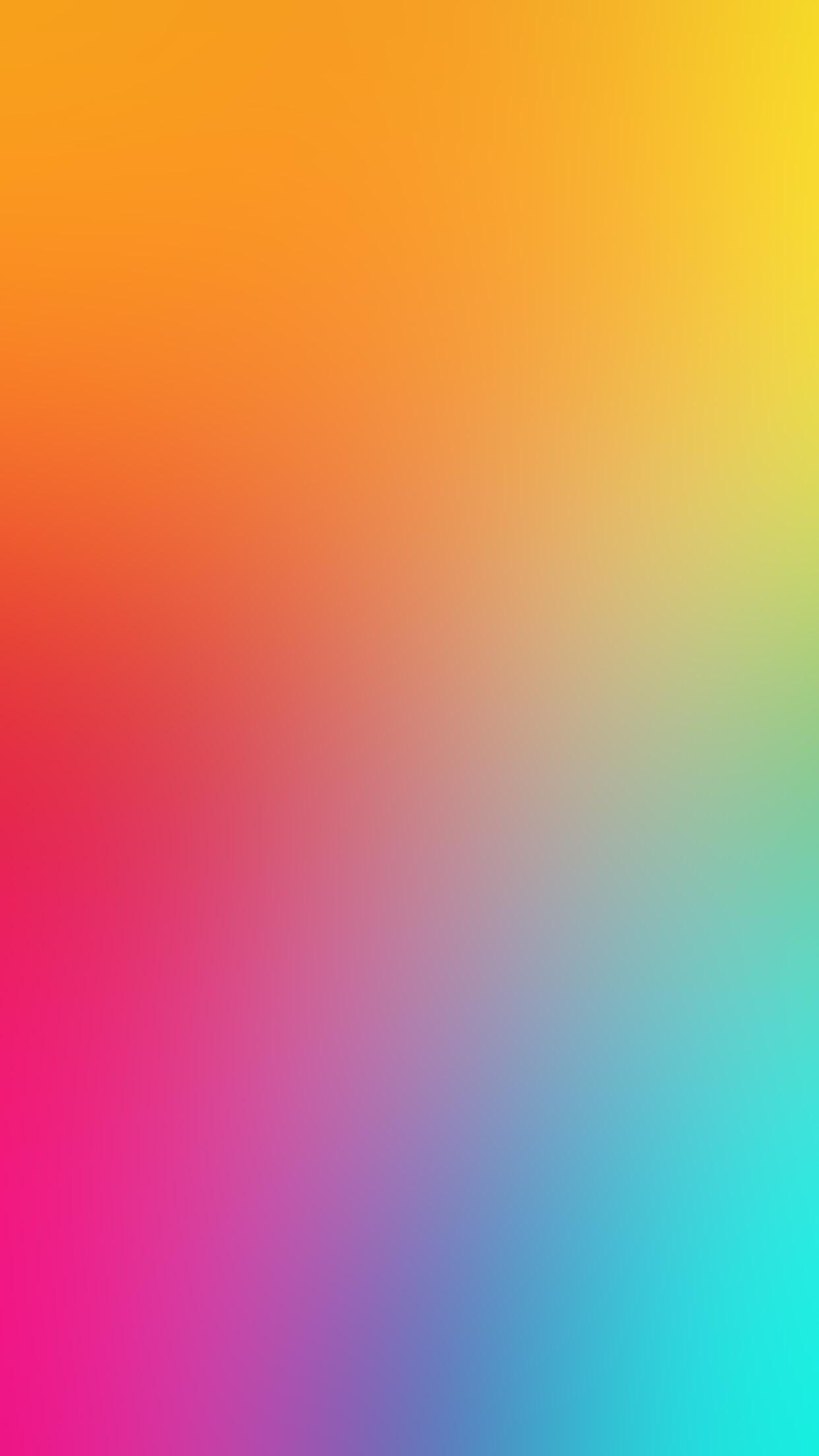 Iphone se - Color gradation wallpaper ...
