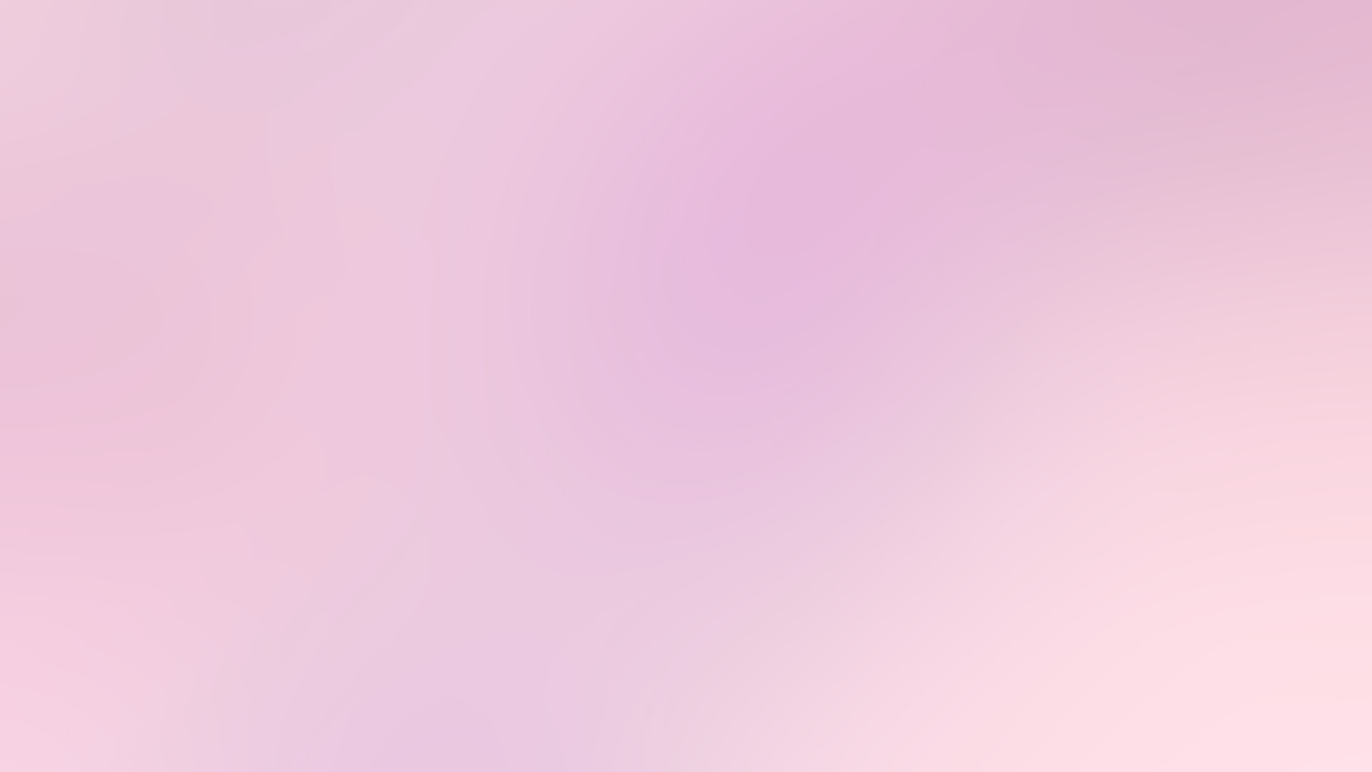 Si09 Soft Pink Baby Gradation Blur Wallpaper
