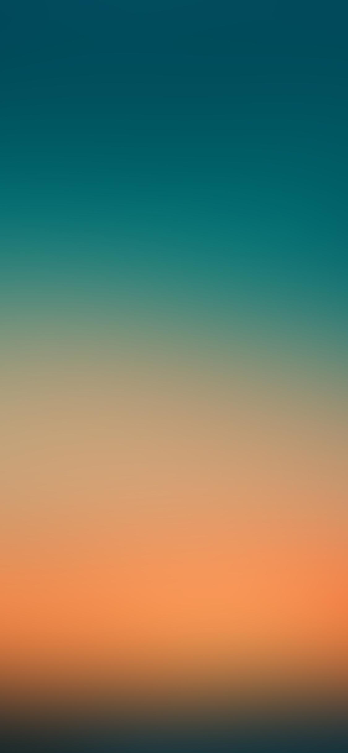iPhoneXpapers.com-Apple-iPhone-wallpaper-si30-sunset-night-orange-green-gradation-blur