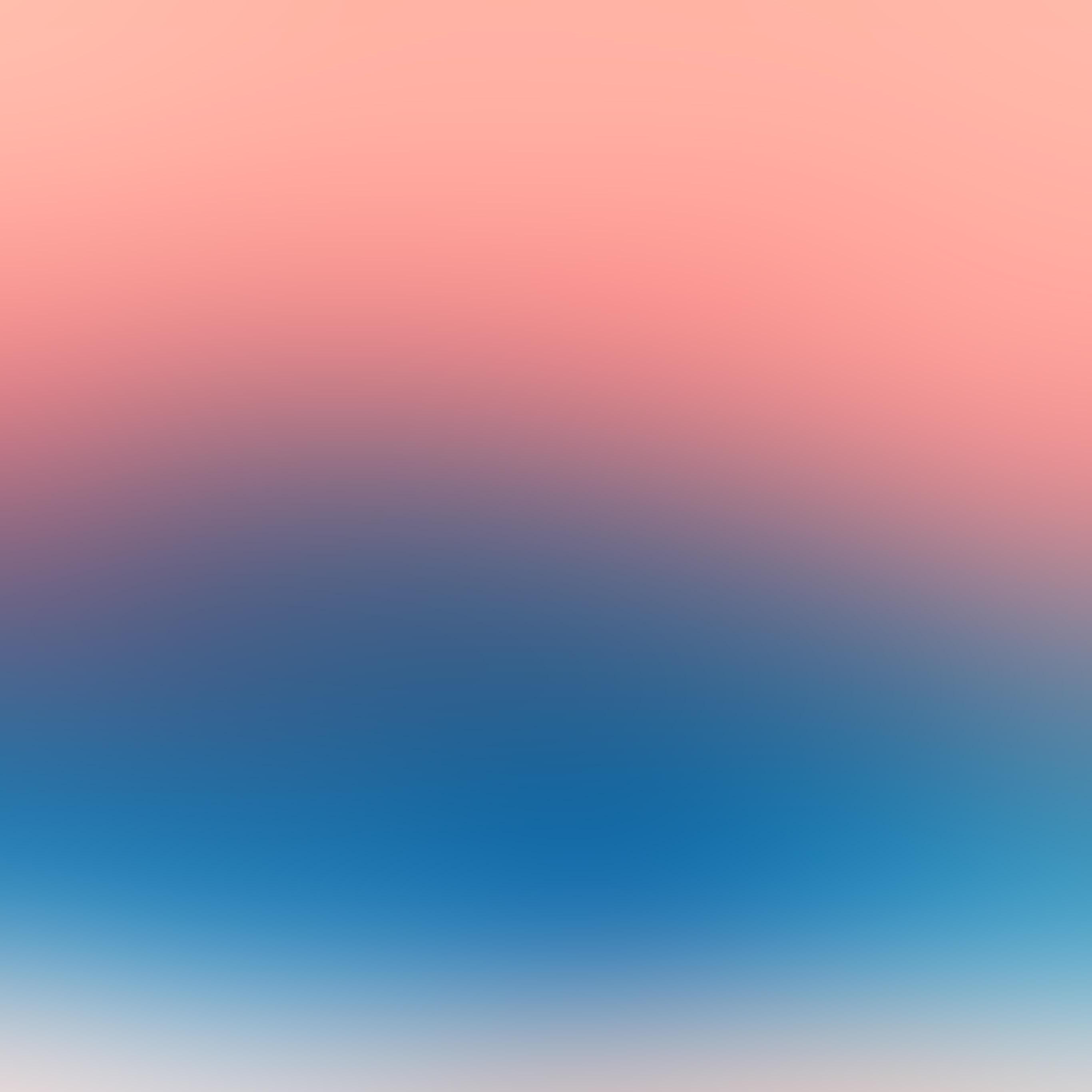 Si31 Pink Blue Gradation Blur Wallpaper
